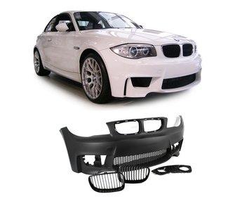 Actie! BMW 1 serie EVO look bumper E81 E82 E87 E88 (ook LCI)