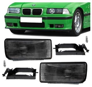 Smoke mistlampen BMW 3 serie E36
